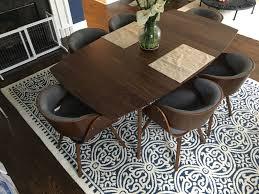 ventura extension tables modern dining tables modern dining