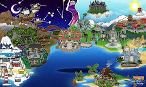 World Map Game World Map Paper Mario The Rewind Chronicles By Soupgeist On