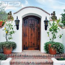 Spanish Style Courtyards by Laguna Beach Ca Spanish Mediterranean Courtyard Gate Design By