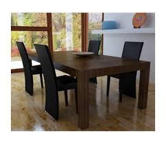 sedia sala da pranzo vidaxl set 4 sedie sala da pranzo nere vidaxl it