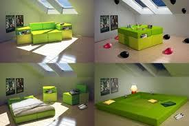 chambre modulable les meubles modulables archzine fr