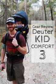 Kid Comfort Iii Deuter Kid Comfort Iii 18l Carrier Hiking