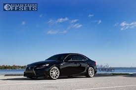 2014 lexus is250 wheels wheel offset 2014 lexus is250 flush dropped 0 1 custom rims