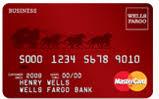Wells Fargo Card Design Fargo Business Secured Credit Card