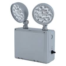 Wet Location Light Fixtures by Compass Lighting Products Products Emergency Lighting Unit