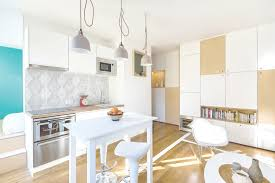 30sqm 30m2 flat in paris richard guilbault archdaily