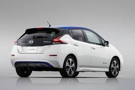 nissan leaf next gen nissan leaf 2018 prototype review new ev driven autocar