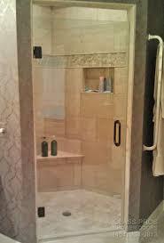 cost of glass shower doors frameless shower doors buford ga glass enclosure