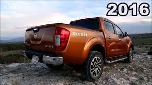 frontier nissan 2016 nissan frontier 2016 más robusta y más capaz lista de carros