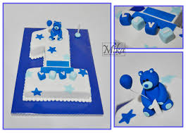 boy 1st birthday 1st birthday cake boy cakecentral