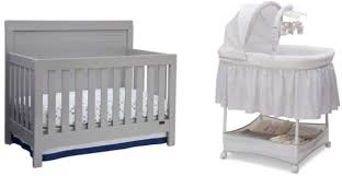 Bassinet To Crib Convertible White Baby Cribs Target Baby And Nursery Furnitures