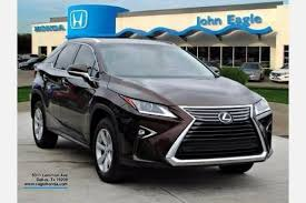 lexus 350 used for sale used lexus rx 350 for sale in dallas tx edmunds