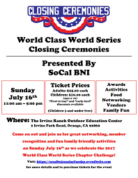 Firefighter Job Outlook World Class World Series Closing Ceremonies Sunday Funday Family