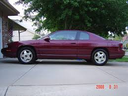 12 best 1995 1999 monte carlo images on pinterest cars