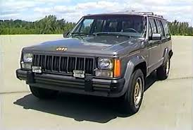 1989 jeep wagoneer limited 1989 jeep eagle model rolling stock footage