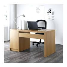 Oak Effect Computer Desk Oak Computer Desk Oak Effect Contemporary Wooden Computer Desks