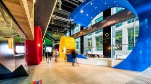 Dublin Google Office gallery of google campus dublin camenzind evolution henry j