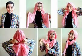 tutorial jilbab ala ivan gunawan tutorial hijab pashmina modern dan simple tutorial hijab paling
