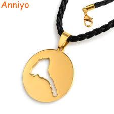 Eritrea Map Popular Eritrea Chain Buy Cheap Eritrea Chain Lots From China