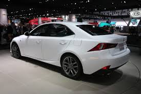 lexus sports car isf all new 2014 lexus is brings promises of entertaining driving dynamics
