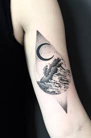 60 of the best wave tattoos you u0027ll ever see tattooblend