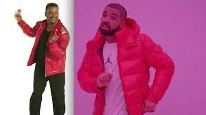 Carlton Dance Meme - drake dances like carlton from the fresh prince in hotline bling