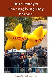 read about what it s like to really attend the macy s thanksgiving