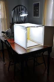 neverhomemaker how to build a light box photography