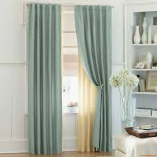 boys bedroom contemporary light blue pattern window valance with