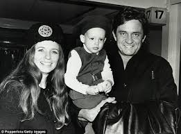 June Carter Cash Halloween Costume Johnny Cash U0027s Son John Arrested Canadian Airport Daily Mail
