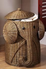 panier a linge chambre bebe l idée déco du dimanche un panier à linge éléphant floriane