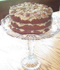 german chocolate cake history