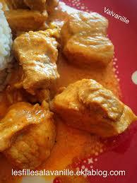 cuisiner sauté de porc sauté de porc au curry valvanille cookeo de moulinex les
