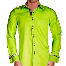 mens designer dress shirt lime infusion u2013 designer mens dress shirts