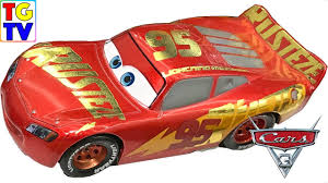 cars 3 new lightning mcqueen paint jobs youtube