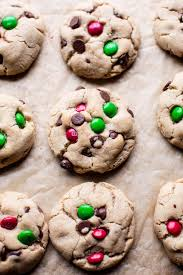 christmas cookies with chocolate chips christmas cookie