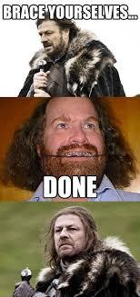 Meme Brace Yourself - brace yourselves meme the hobbit lord of the rings pinterest