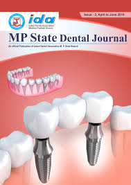 ida mp state dental journal issue 2 april to june 2016 by