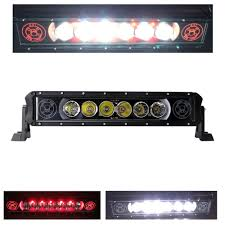 Brightest Led Light Bar by New 12v 60w Led Light Bar For Work Indicators Driving Offroad Boat