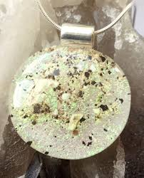 cremation ashes cremation ashes fused into glass memorial pendant choice of