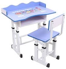 Buy Cheap Office Chair Online India Buy Panda Stylish Mdf Imported Kids Study Table With Adjustable