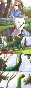 Meme Characters - jurassic park comic meme characters pepe frog sad starecat com