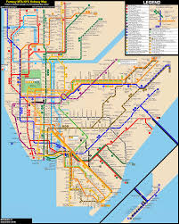 Phx Map Nyc Subway Fantasy Map Revision 21 By Ecinc2xxx On Deviantart