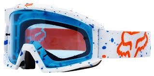 fox motocross goggles fox racing main nirv goggles cycle gear