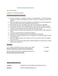 sample resume net developer html resume msbiodiesel us sample of resume html developer sample resume medical html resume
