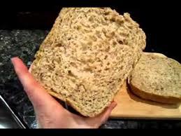 Paleo Bread Recipe Bread Machine Flaxseed Bread Recipe For Bread Machine Youtube