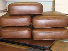 firm sofa cushion replacements new replacement cores for leather furniture cushions firm cushions