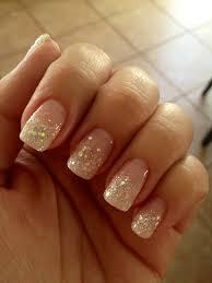 white tip fade glitter nails sbbb info