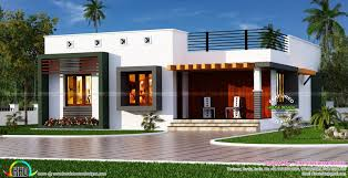 House Elevation Designs For Ground Floor Home Architecture Flat Roof House Plans Design On X Single Floor