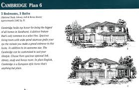 sandhurst floor plans livermore homes ca